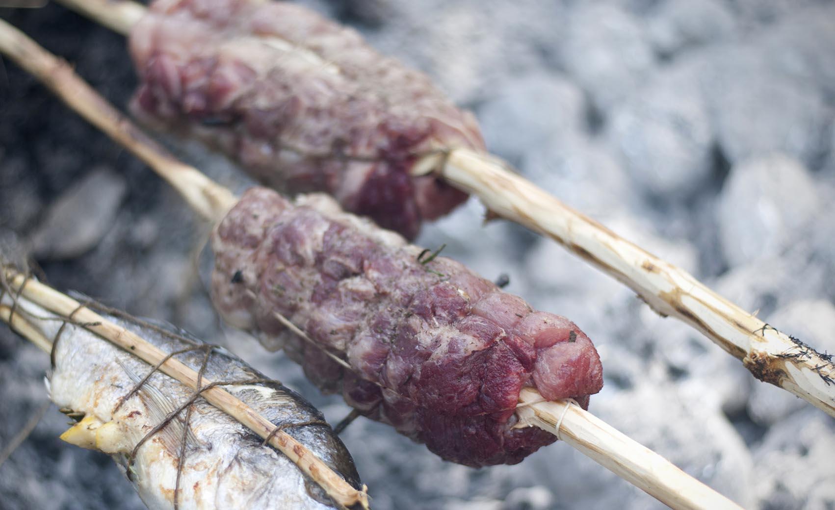 Ricette di cucina trapper la carne cucinare a fuoco vivo for Cucina italiana ricette carne
